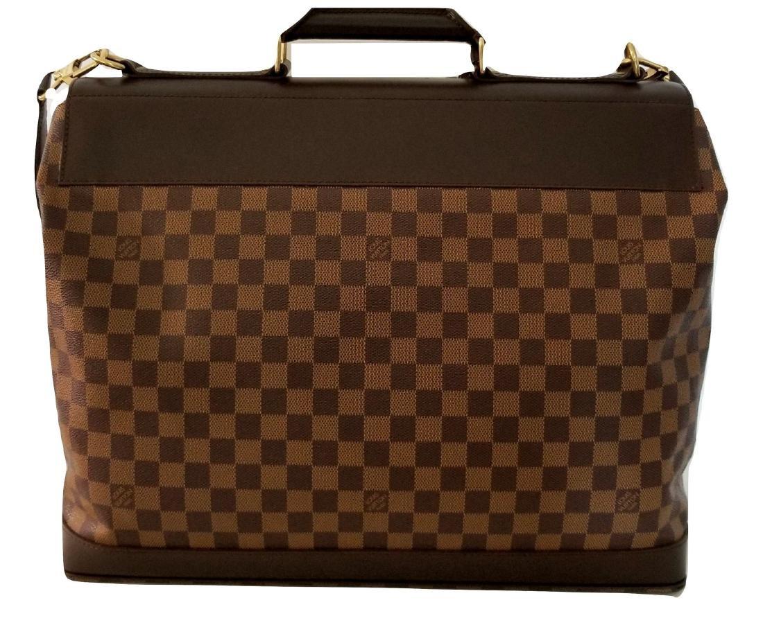 Authentic Louis Vuitton West End Clipper Luggage Bag - 2