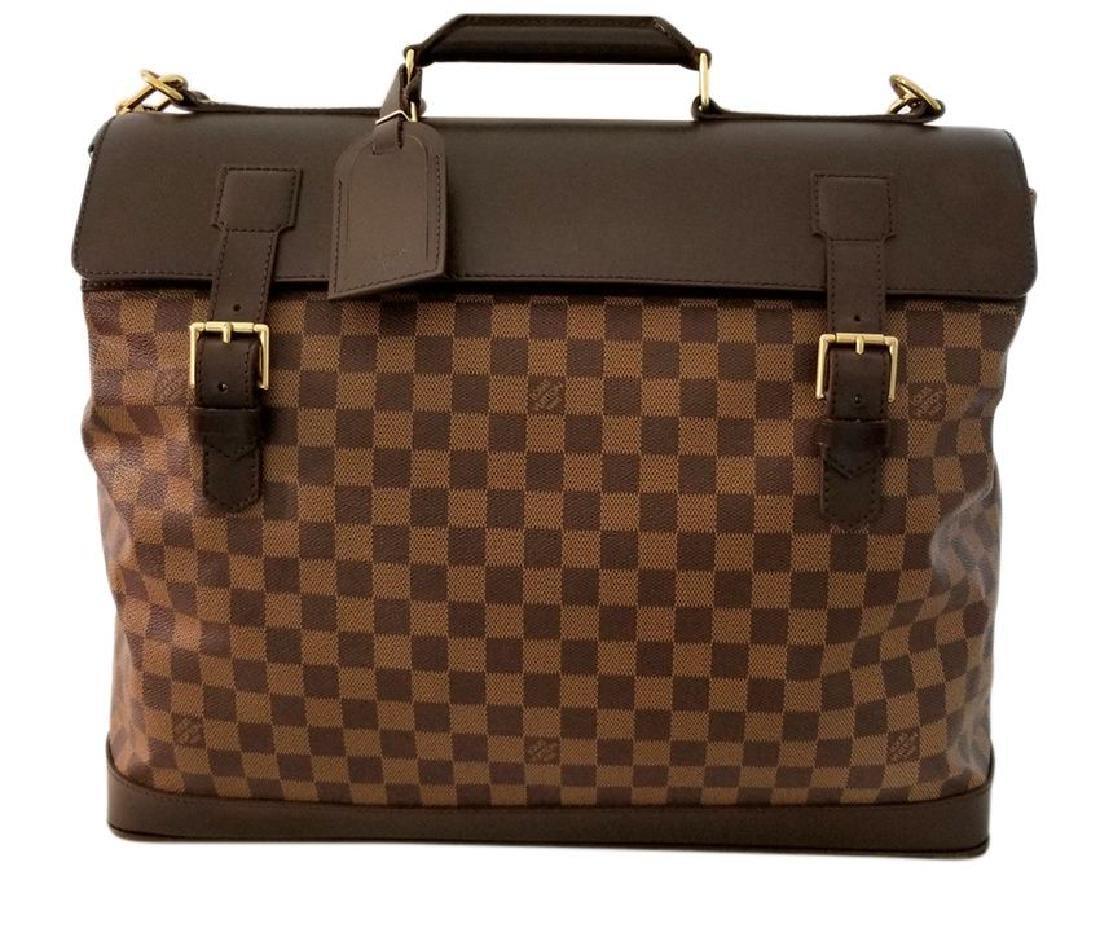 Authentic Louis Vuitton West End Clipper Luggage Bag - 3
