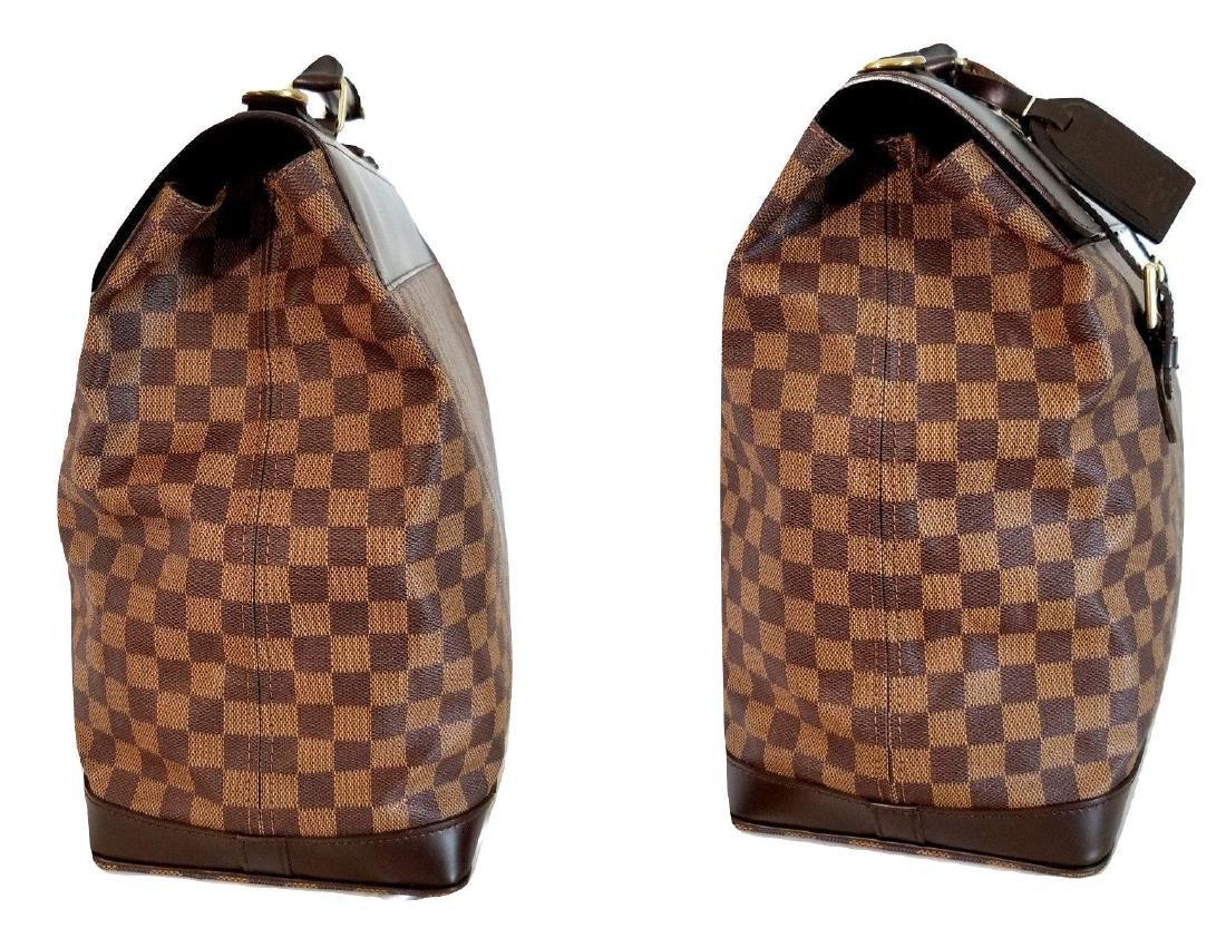 Authentic Louis Vuitton West End Clipper Luggage Bag - 4