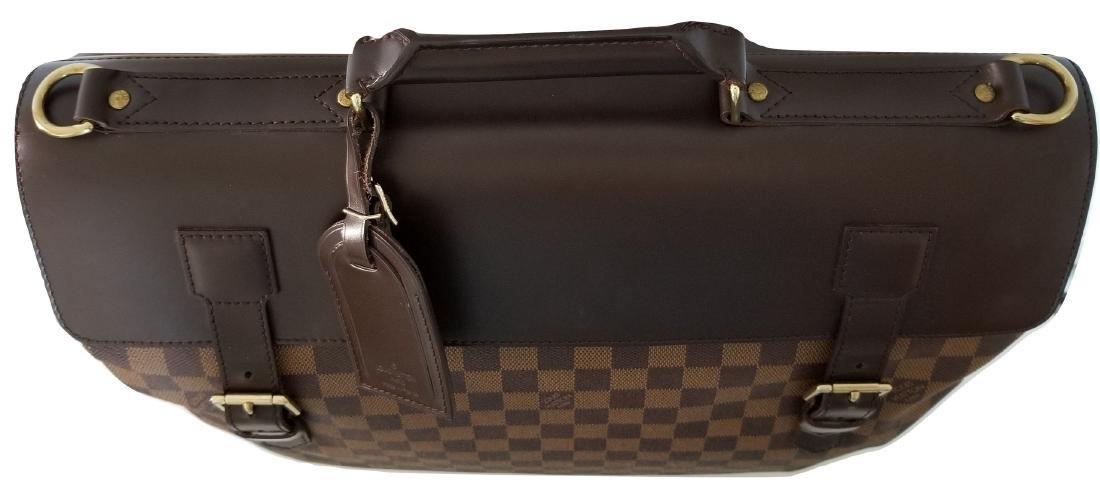 Authentic Louis Vuitton West End Clipper Luggage Bag - 5