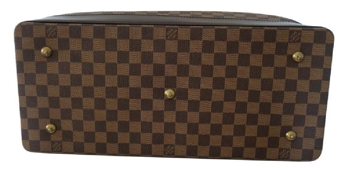 Authentic Louis Vuitton West End Clipper Luggage Bag - 7