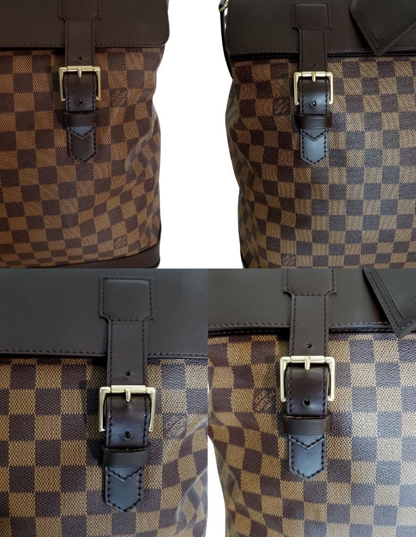Authentic Louis Vuitton West End Clipper Luggage Bag - 8