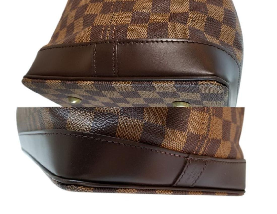 Authentic Louis Vuitton West End Clipper Luggage Bag - 9