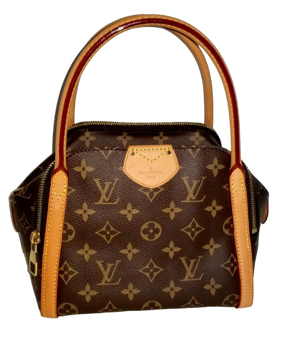 Louis Vuitton Monogram Male Marais BB Satchel Bag