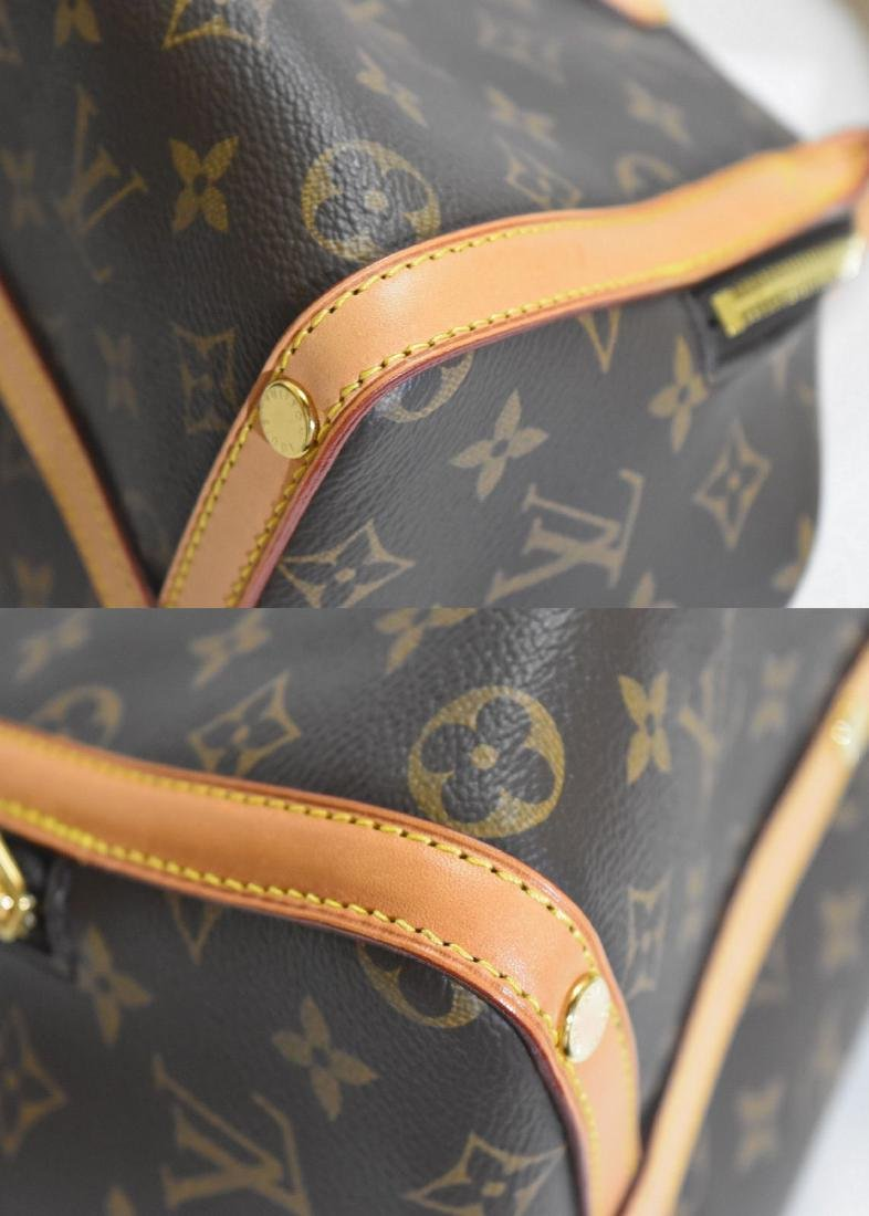 Louis Vuitton Monogram Male Marais BB Satchel Bag - 5