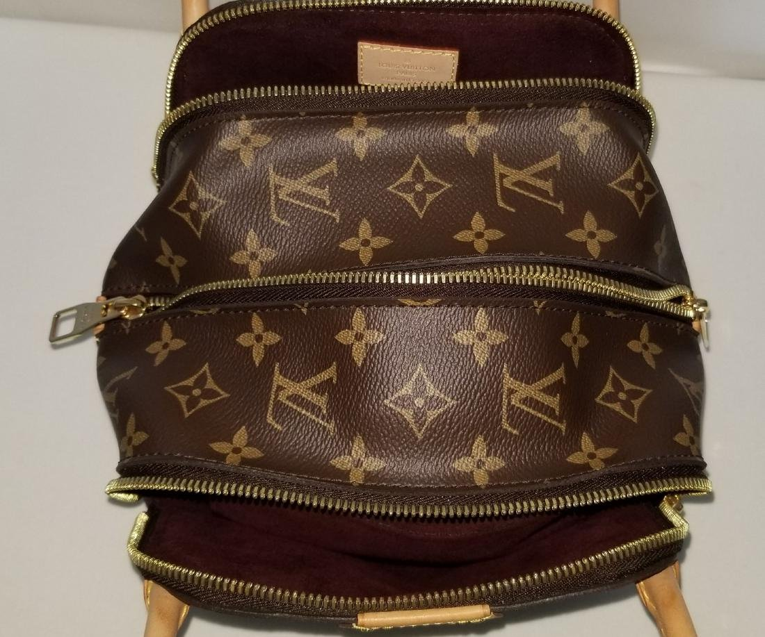 Louis Vuitton Monogram Male Marais BB Satchel Bag - 6