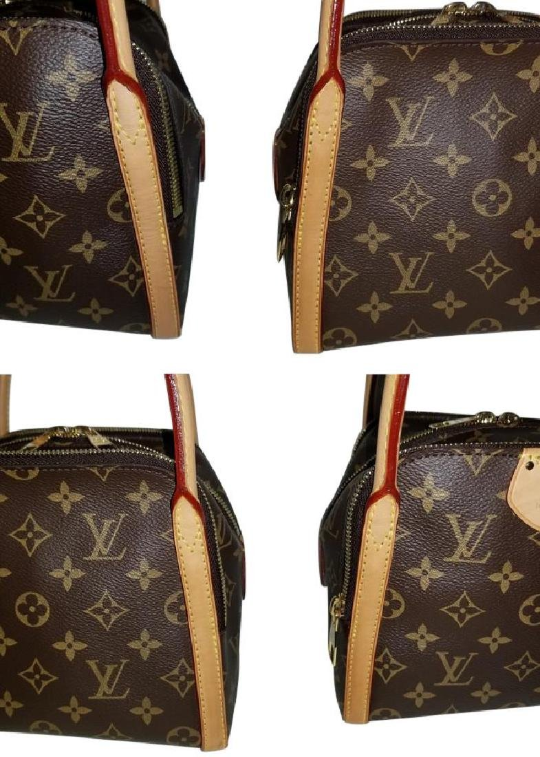 Louis Vuitton Monogram Male Marais BB Satchel Bag - 8