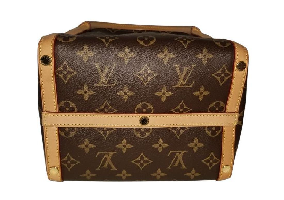 Louis Vuitton Monogram Male Marais BB Satchel Bag - 9