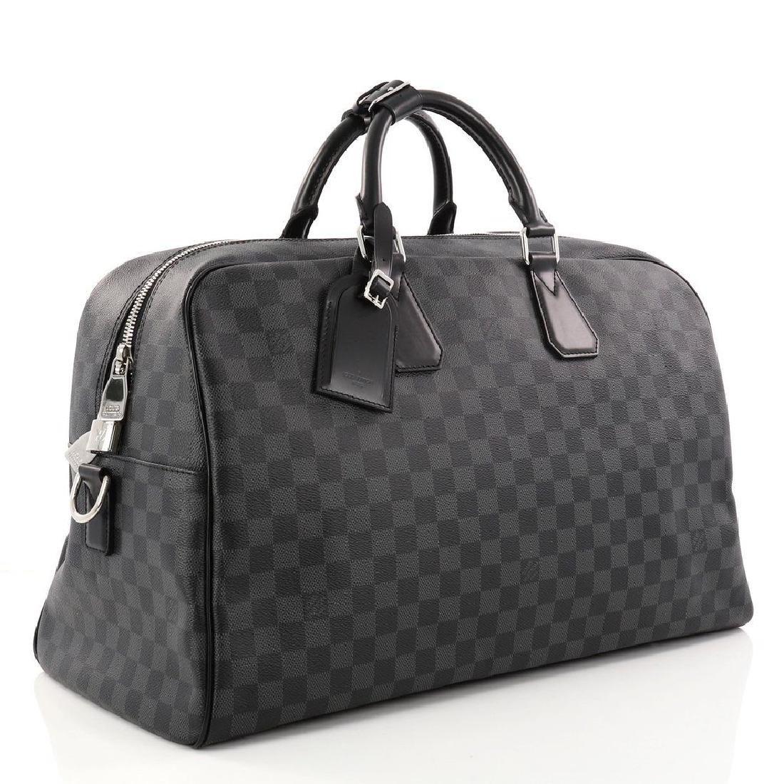 Louis Vuitton Neo Kendall Damier Graphite Duffle