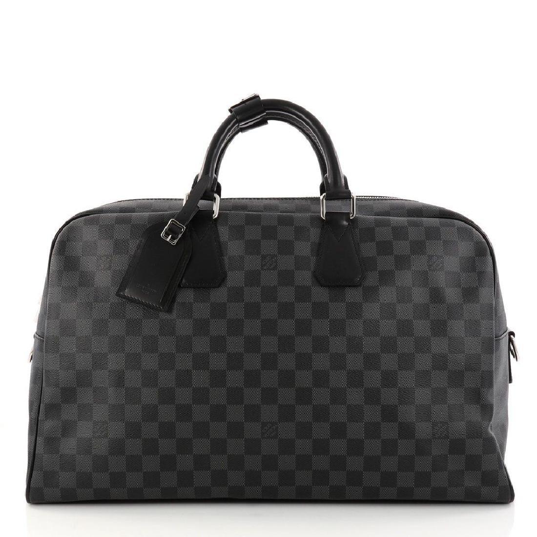 Louis Vuitton Neo Kendall Damier Graphite Duffle - 3