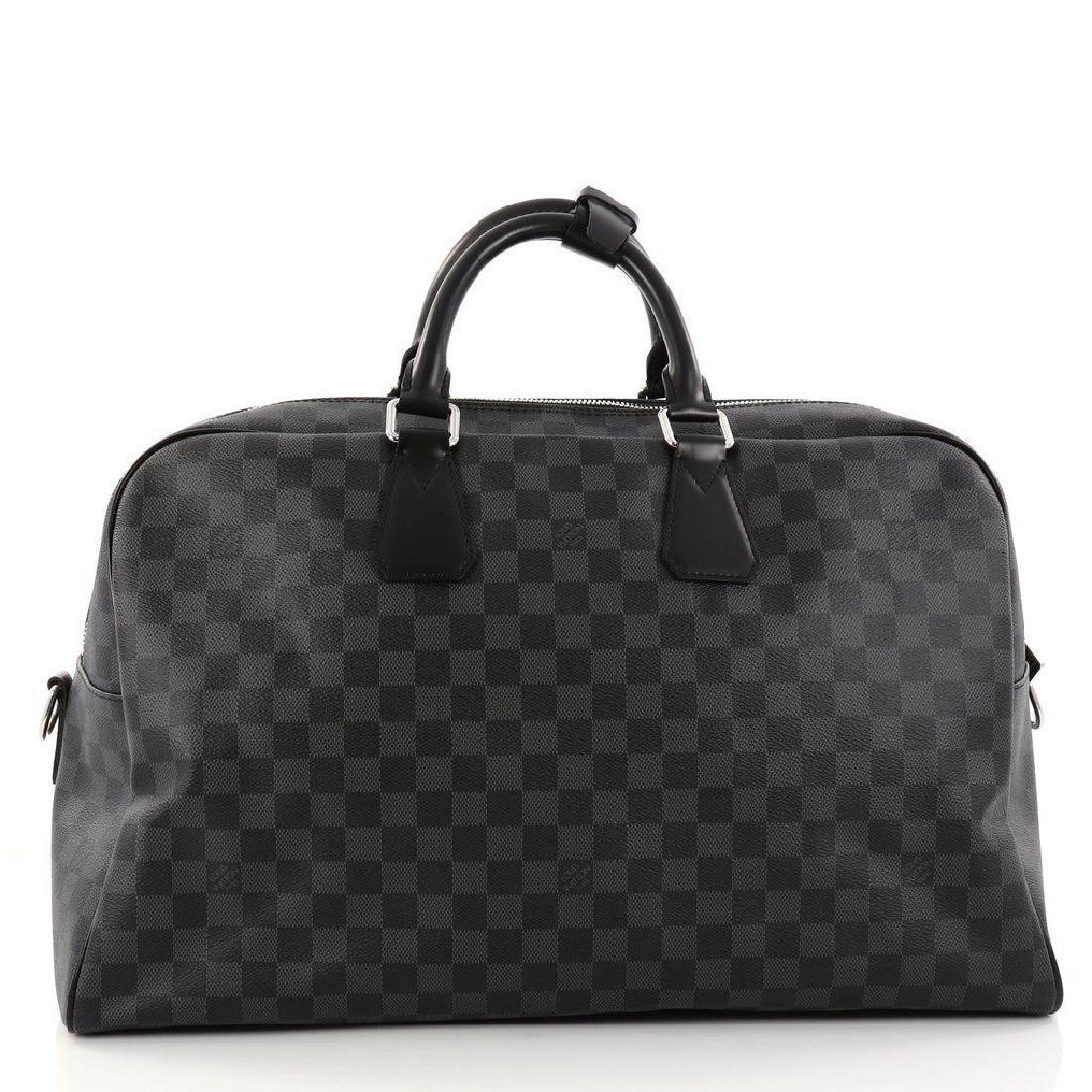 Louis Vuitton Neo Kendall Damier Graphite Duffle - 4