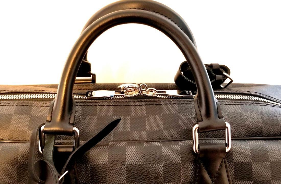 Louis Vuitton Neo Kendall Damier Graphite Duffle - 6
