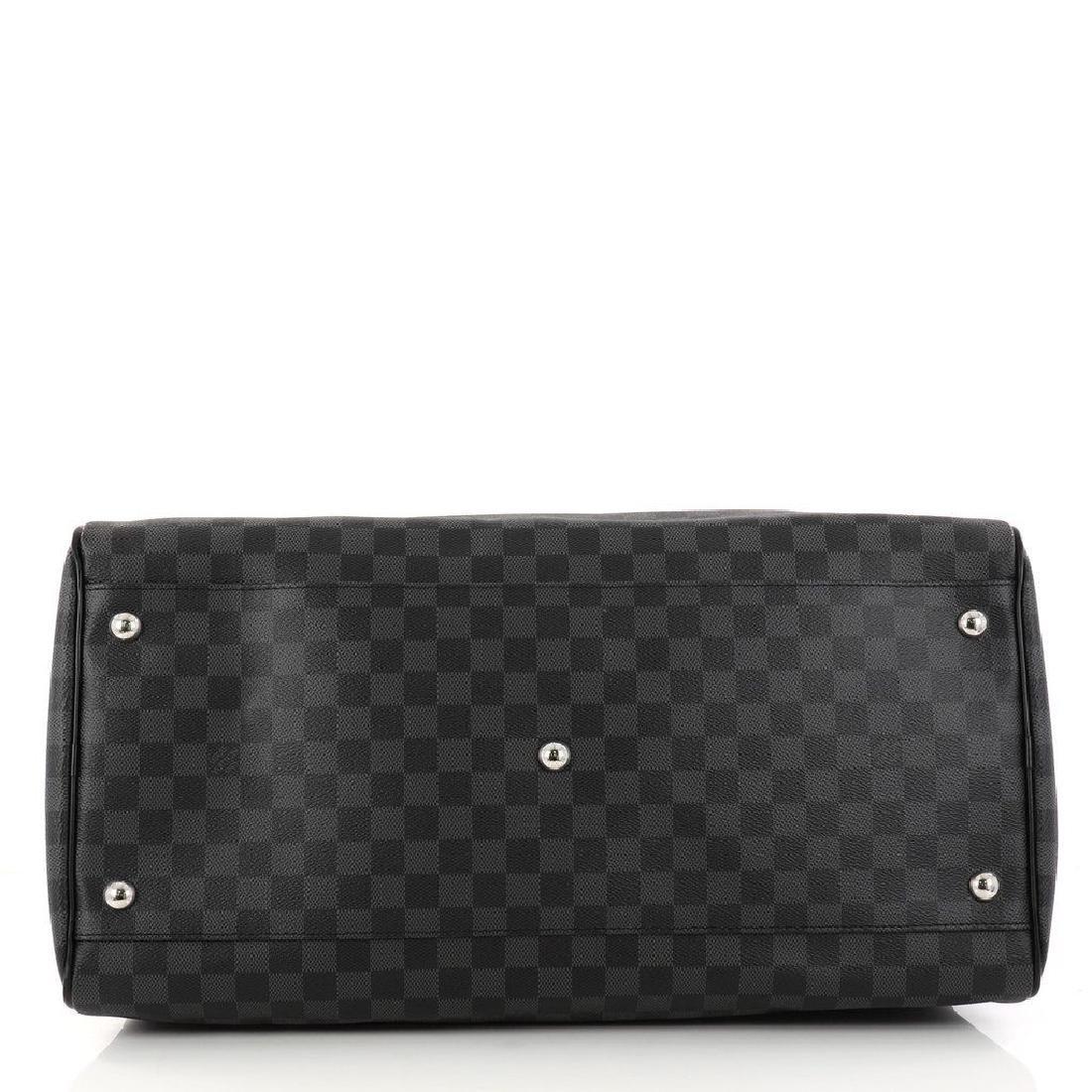 Louis Vuitton Neo Kendall Damier Graphite Duffle - 8