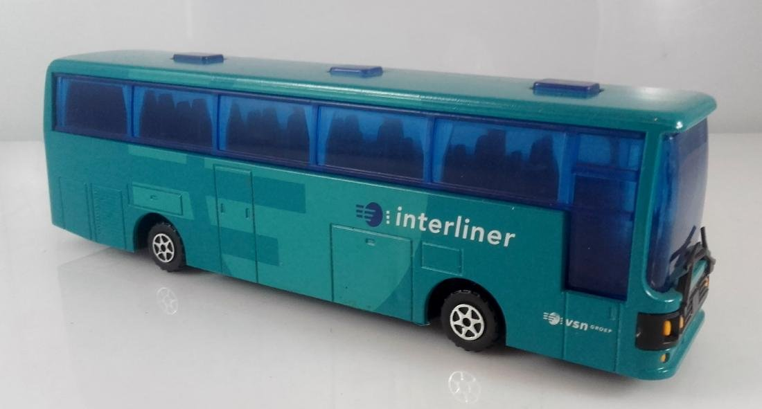 Majorette 1:50 Diecast Rare Autocar Dutch Interliner - 2