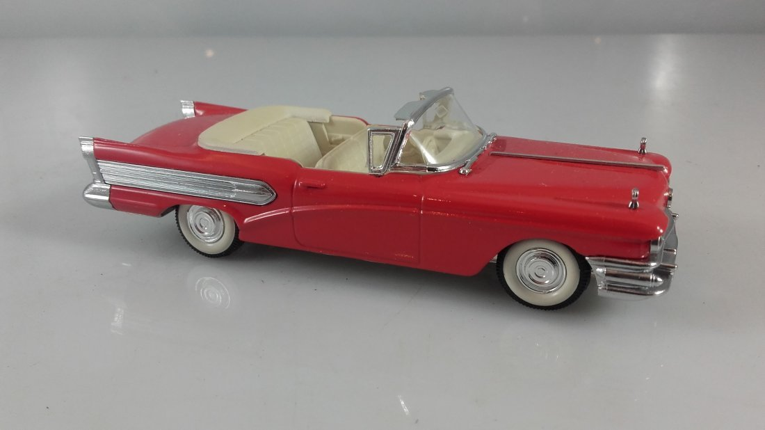 VITESSE 1:43 1958 BUICK SPECIAL OPEN CABRIOLET