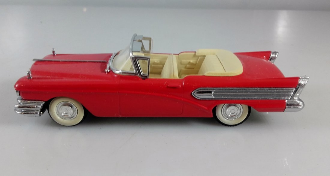 VITESSE 1:43 1958 BUICK SPECIAL OPEN CABRIOLET - 2