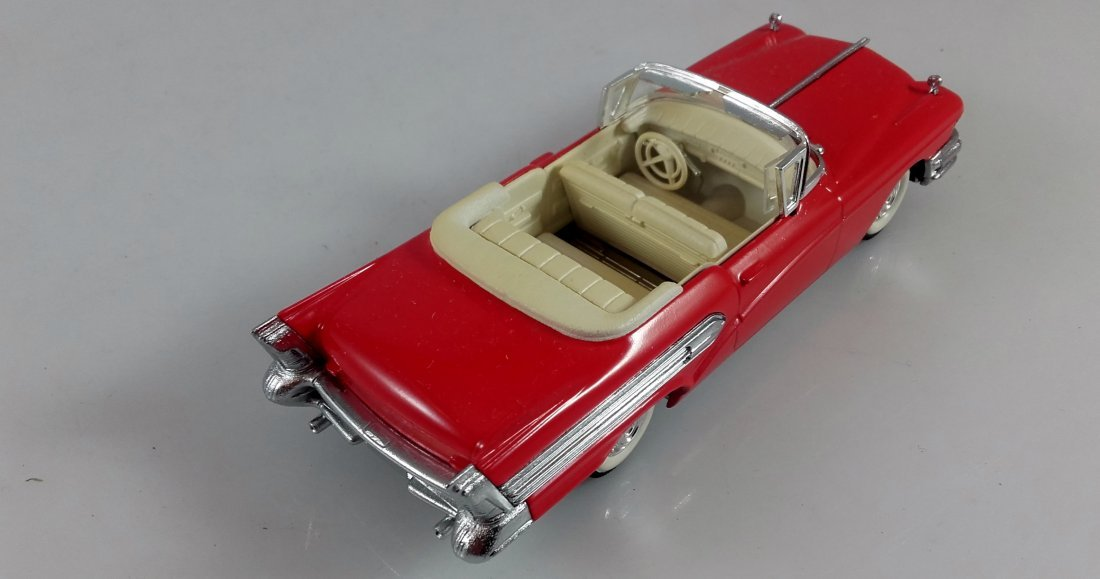 VITESSE 1:43 1958 BUICK SPECIAL OPEN CABRIOLET - 4