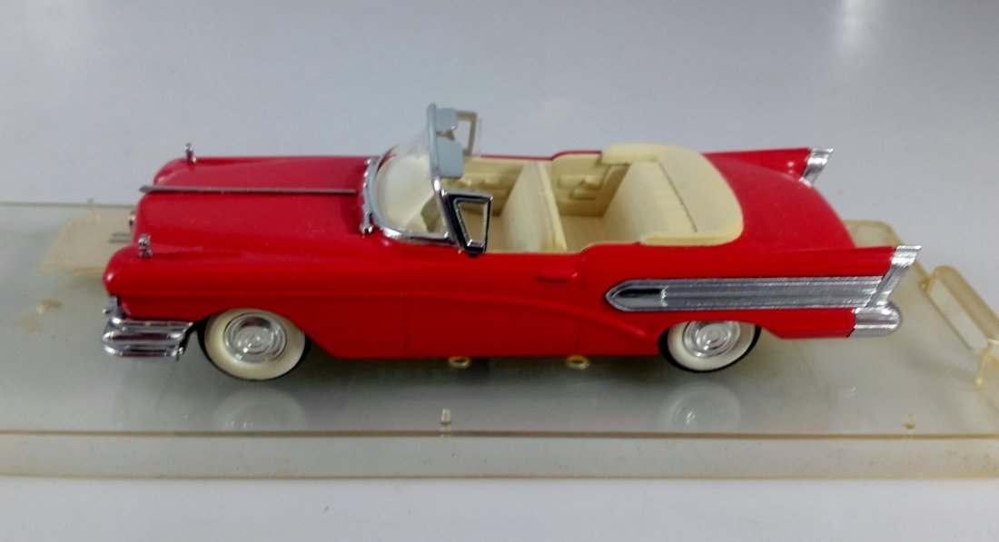 VITESSE 1:43 1958 BUICK SPECIAL OPEN CABRIOLET - 5