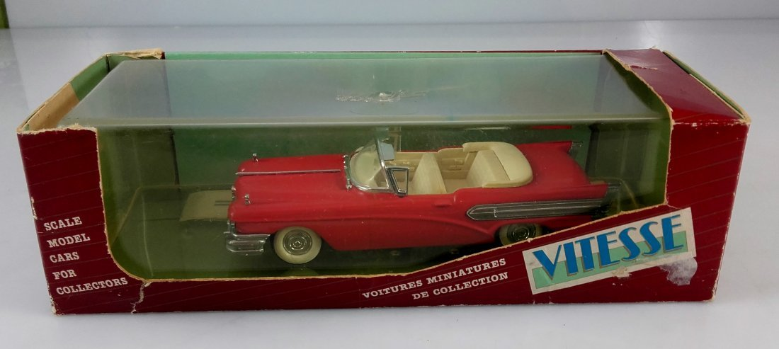 VITESSE 1:43 1958 BUICK SPECIAL OPEN CABRIOLET - 7