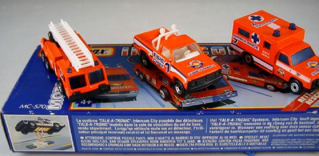 Machbox 1:87 Motor city assistance vehicles - 2