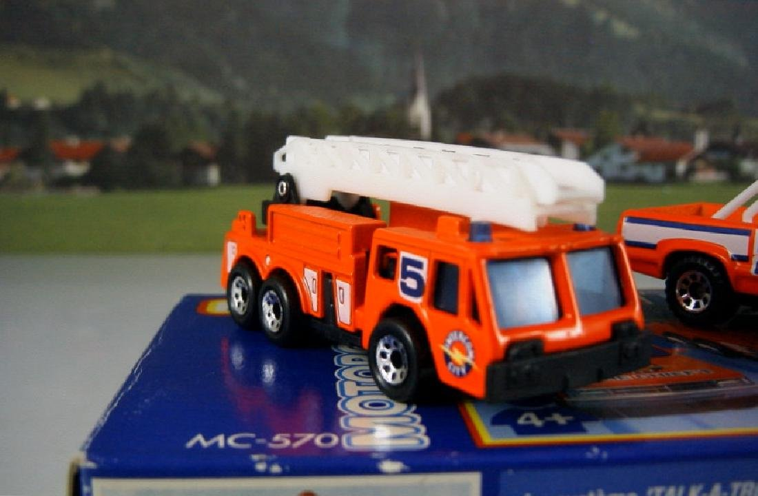 Machbox 1:87 Motor city assistance vehicles - 3