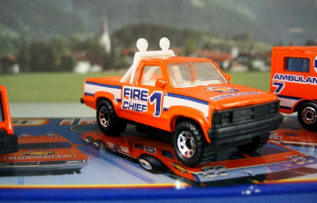 Machbox 1:87 Motor city assistance vehicles - 4