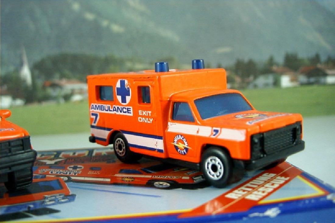 Machbox 1:87 Motor city assistance vehicles - 5