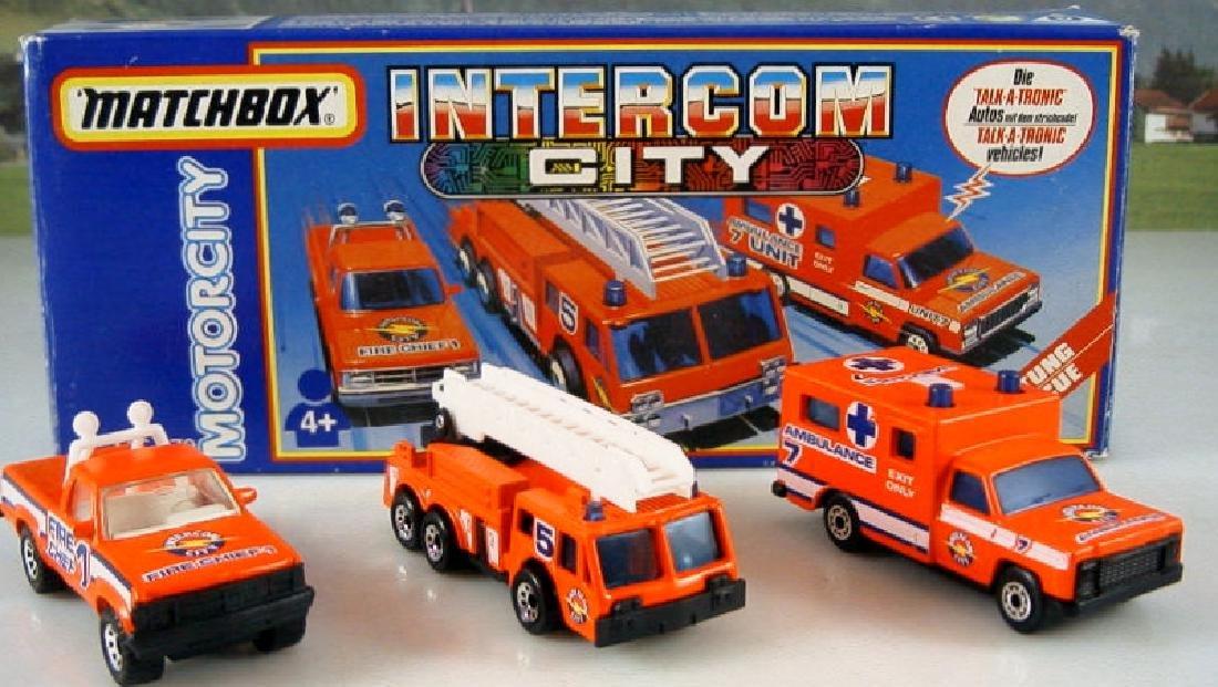 Machbox 1:87 Motor city assistance vehicles - 6