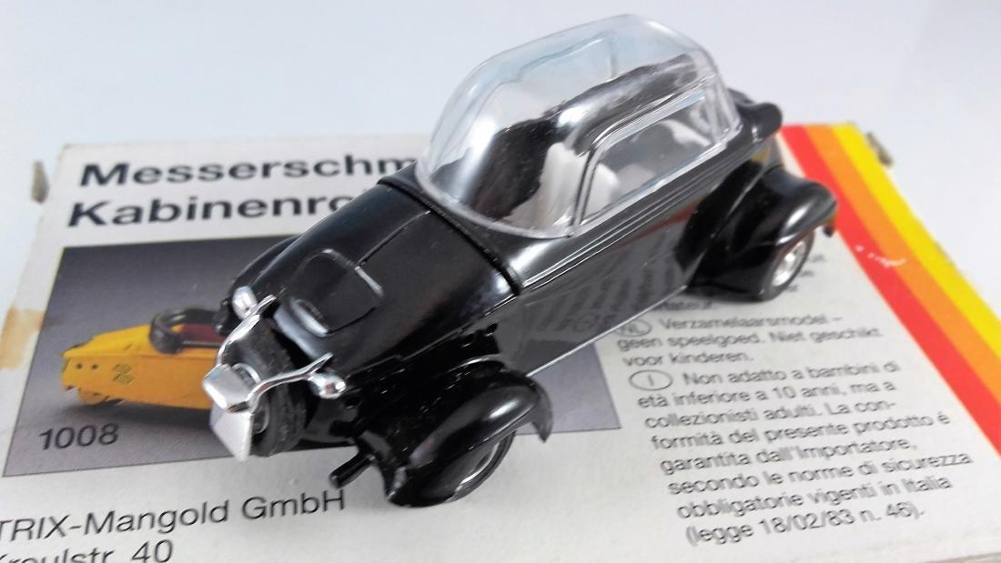 Gama 1:43 51008 Messeschmitt Tg 500 'Kabinenroller' - 4