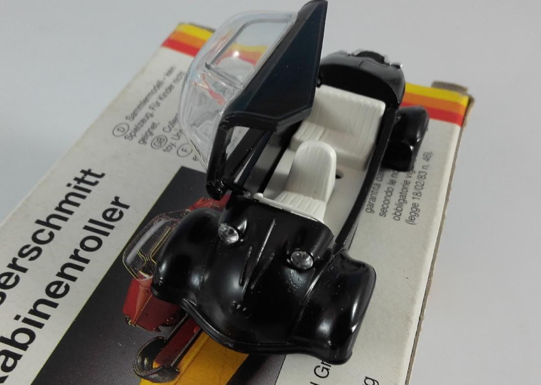 Gama 1:43 51008 Messeschmitt Tg 500 'Kabinenroller' - 6