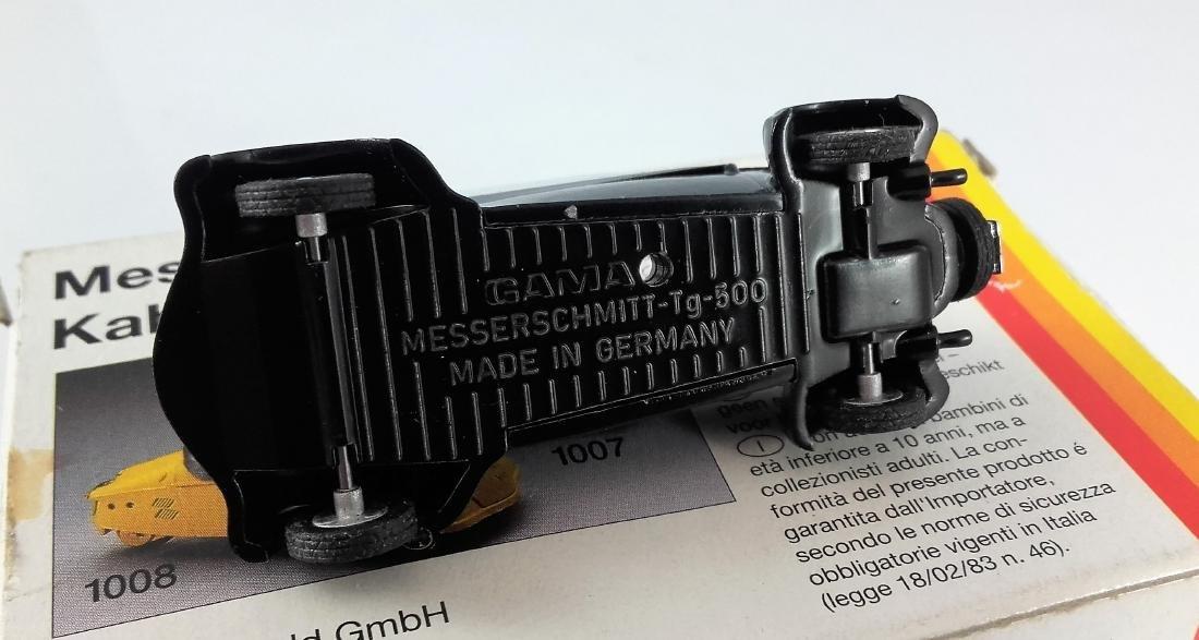 Gama 1:43 51008 Messeschmitt Tg 500 'Kabinenroller' - 7