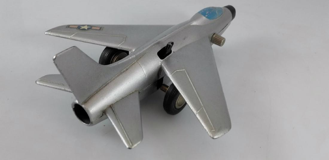 Schuco WIND UP AIRPLANE MICRO JET SUPER SABRE - 3