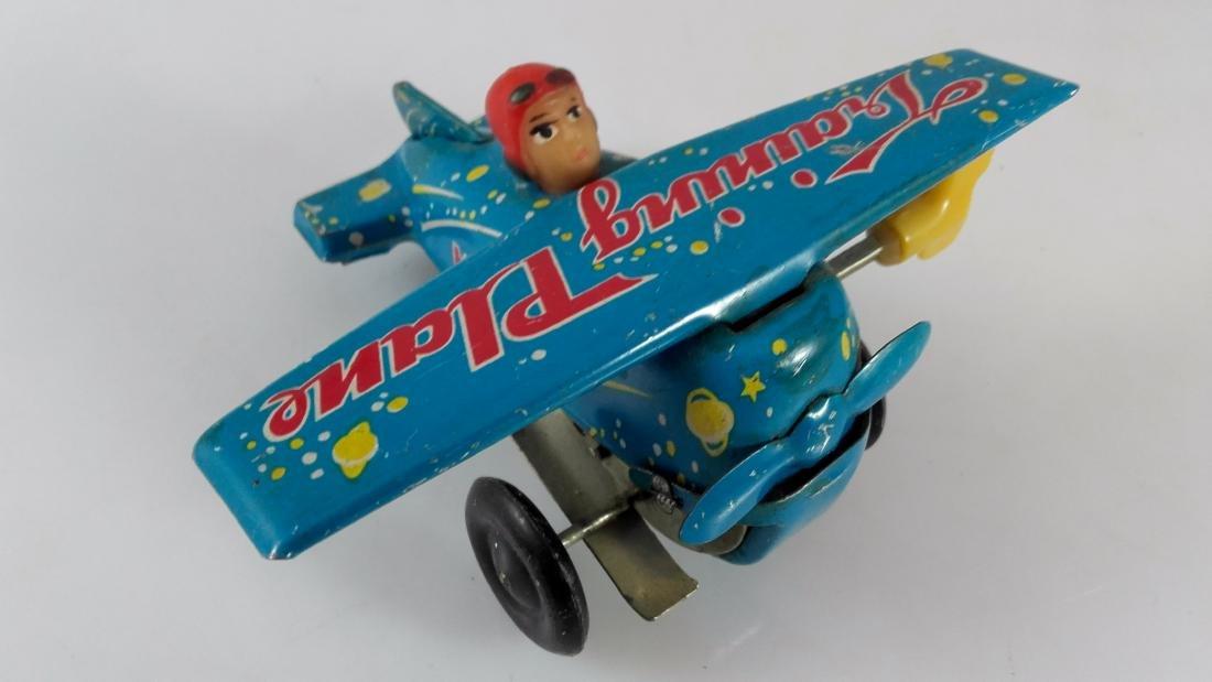 Three windup Training Planes - 6