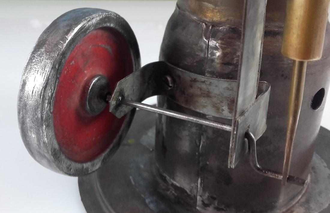 Unknown Height 20 cm - Standing steam engine. - 5