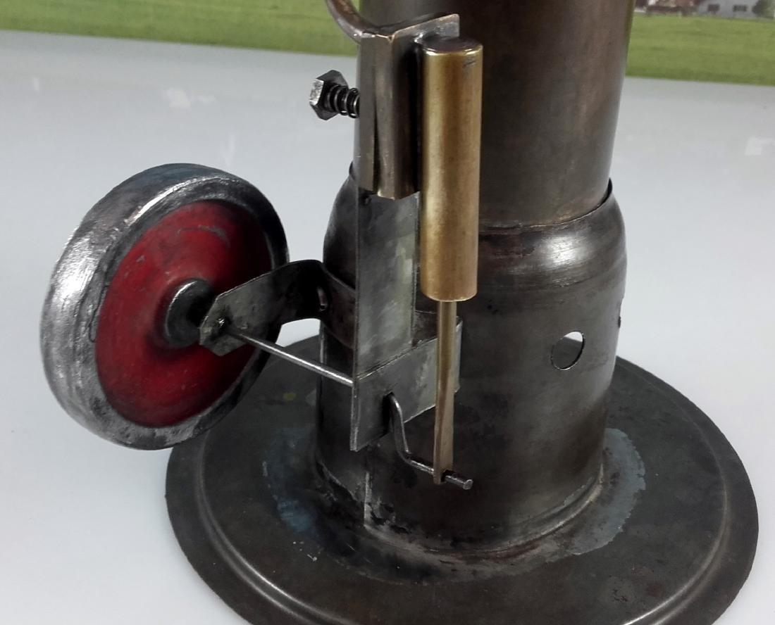 Unknown Height 20 cm - Standing steam engine. - 6