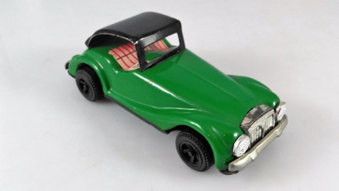 Japan – Banday? – British sports car.