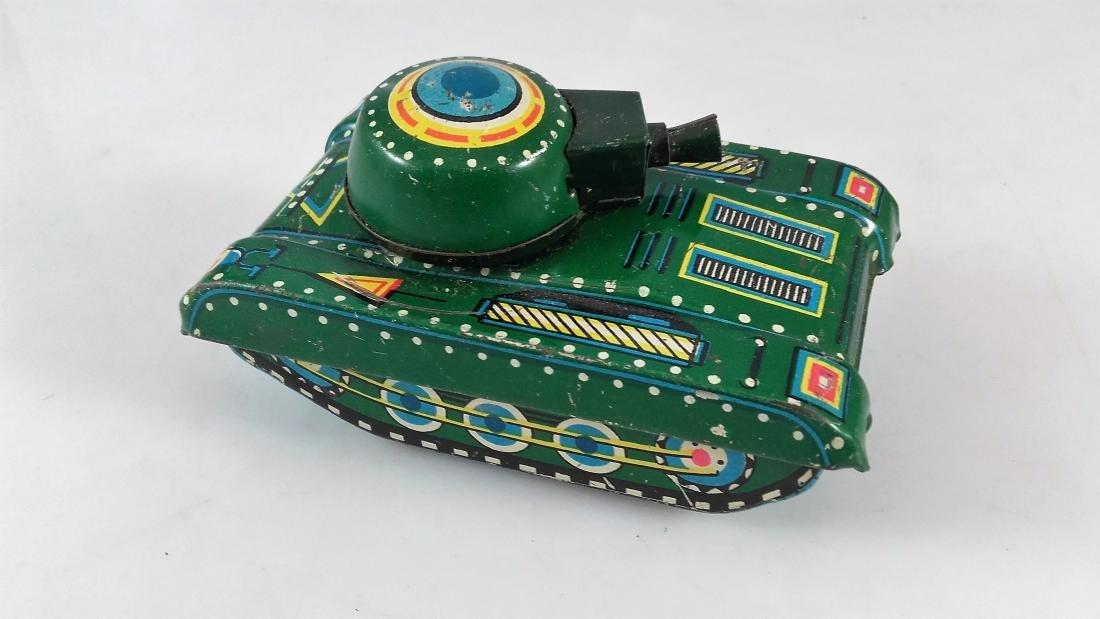 China - MF-074 - Small Chinese army tank