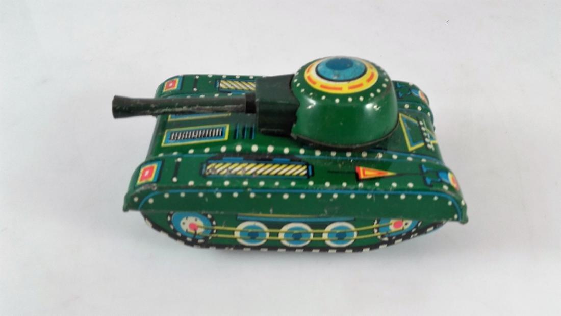 China - MF-074 - Small Chinese army tank - 2