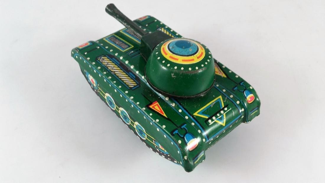 China - MF-074 - Small Chinese army tank - 3