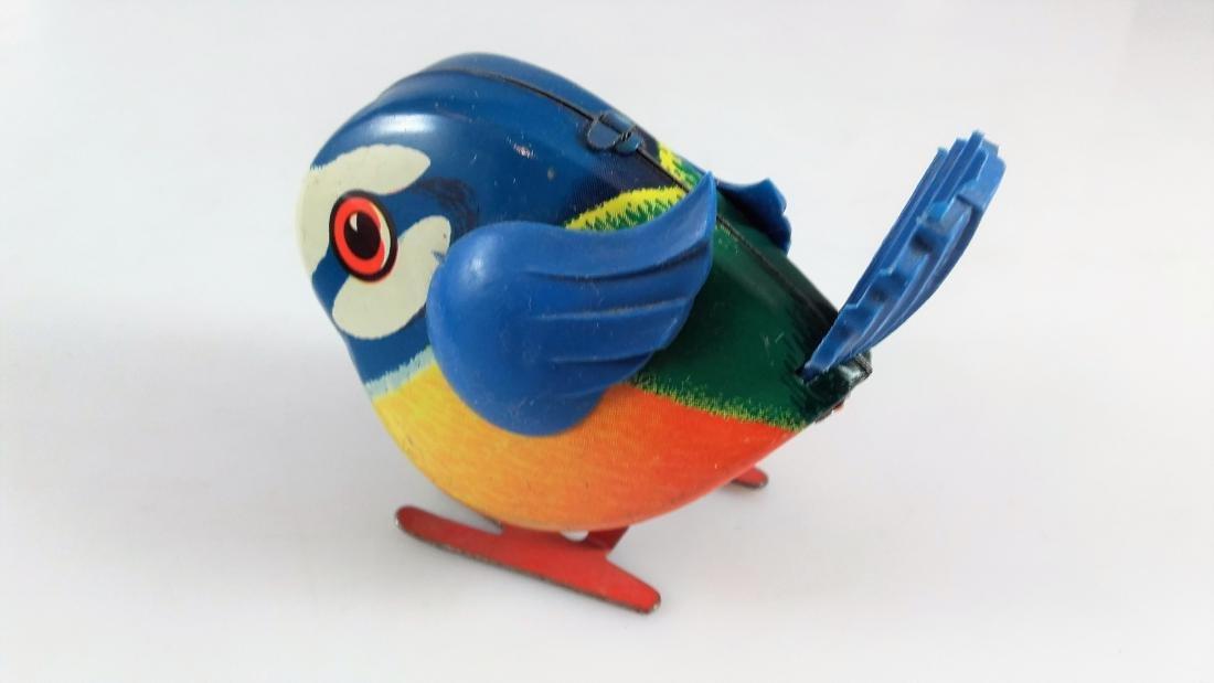 Lehmann 941, 942, 943, 944 – Four pecking birds - 7