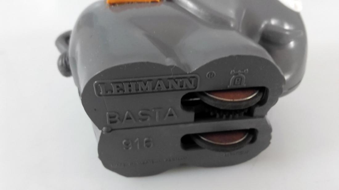 Lehmann - 916 - Basta - Elephant with cover. - 4