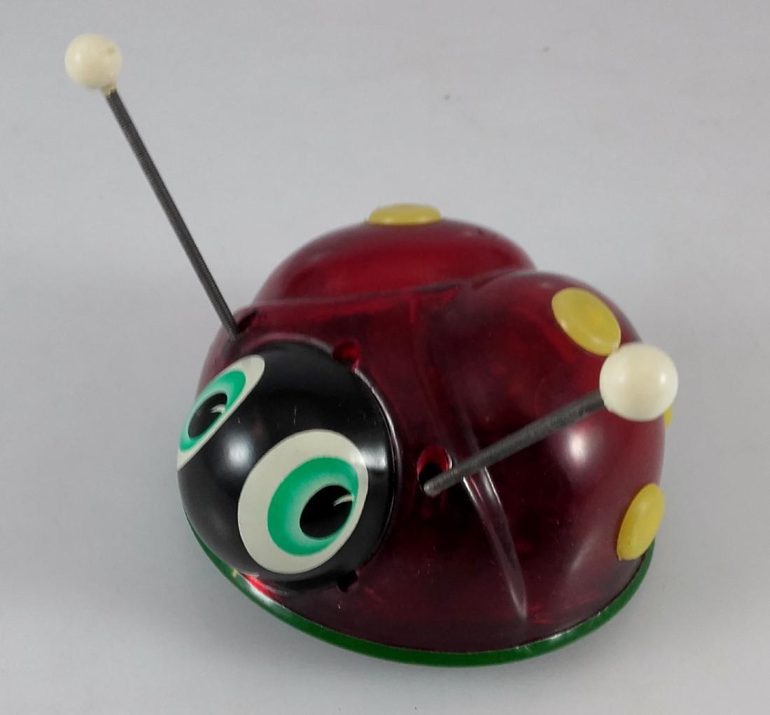 Lehmann - 921 - EVA - Ladybug with sparks.