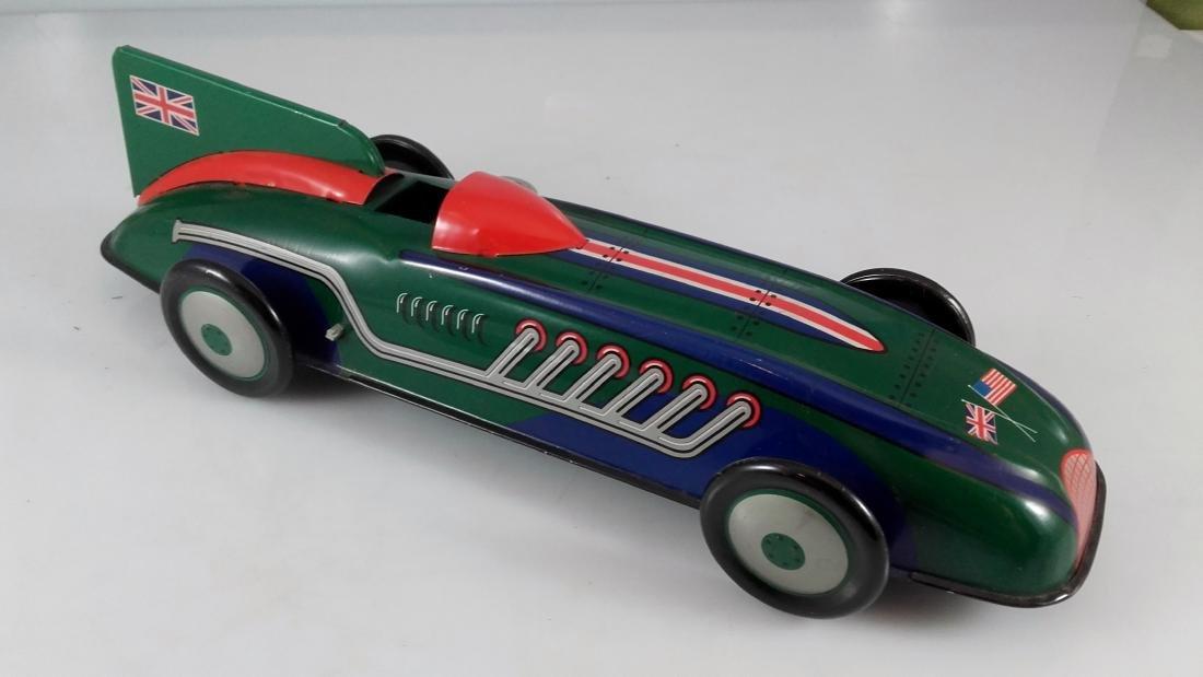"Schylling Toys Captain Benjamin Record Car"""