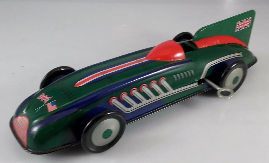 "Schylling Toys Captain Benjamin Record Car"" - 2"