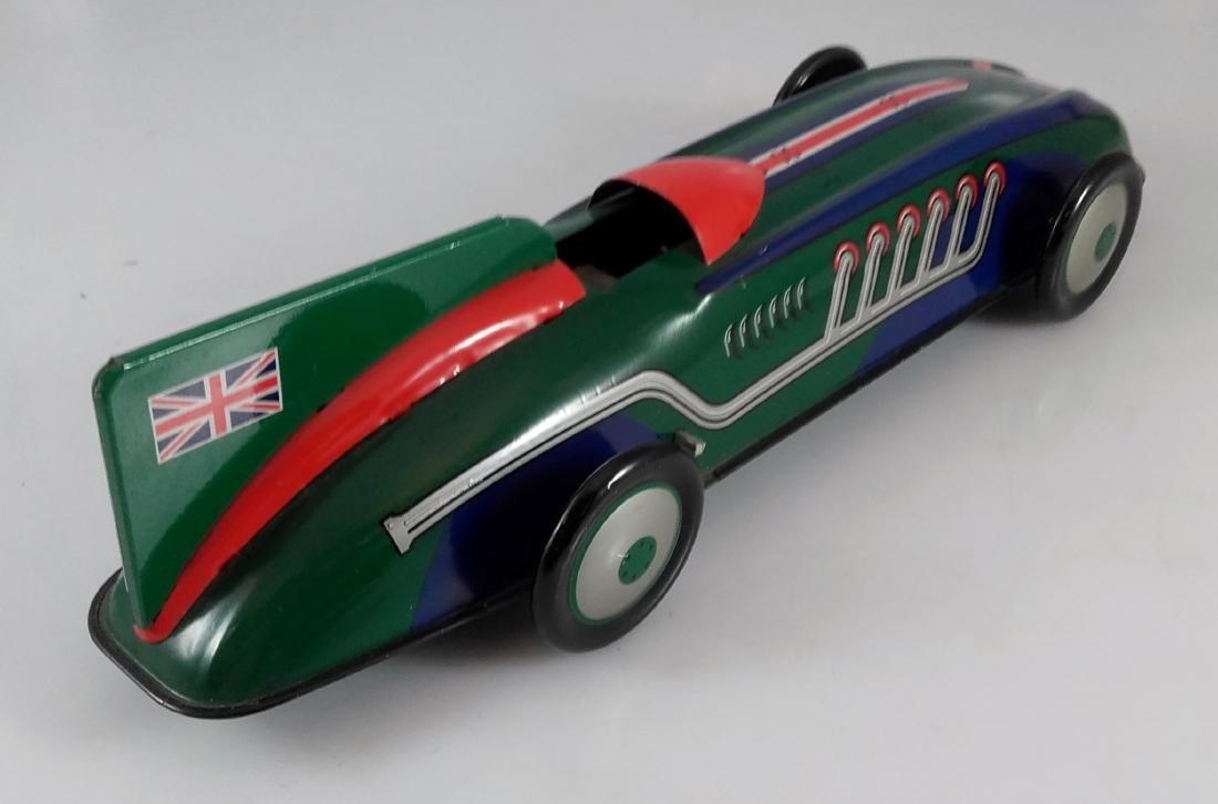 "Schylling Toys Captain Benjamin Record Car"" - 3"