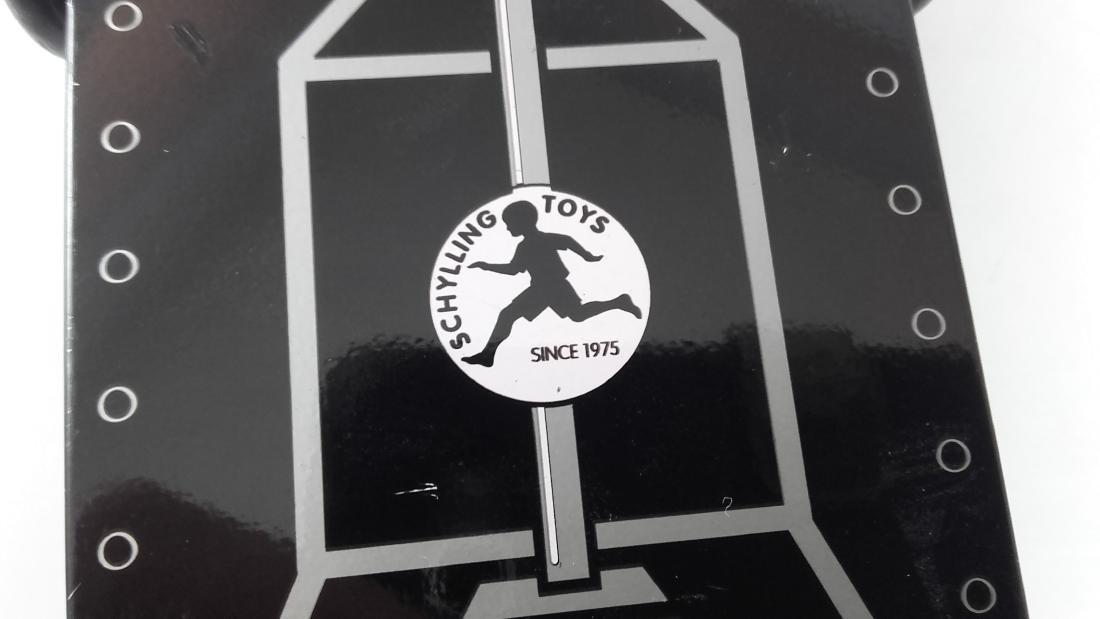 "Schylling Toys Captain Benjamin Record Car"" - 7"