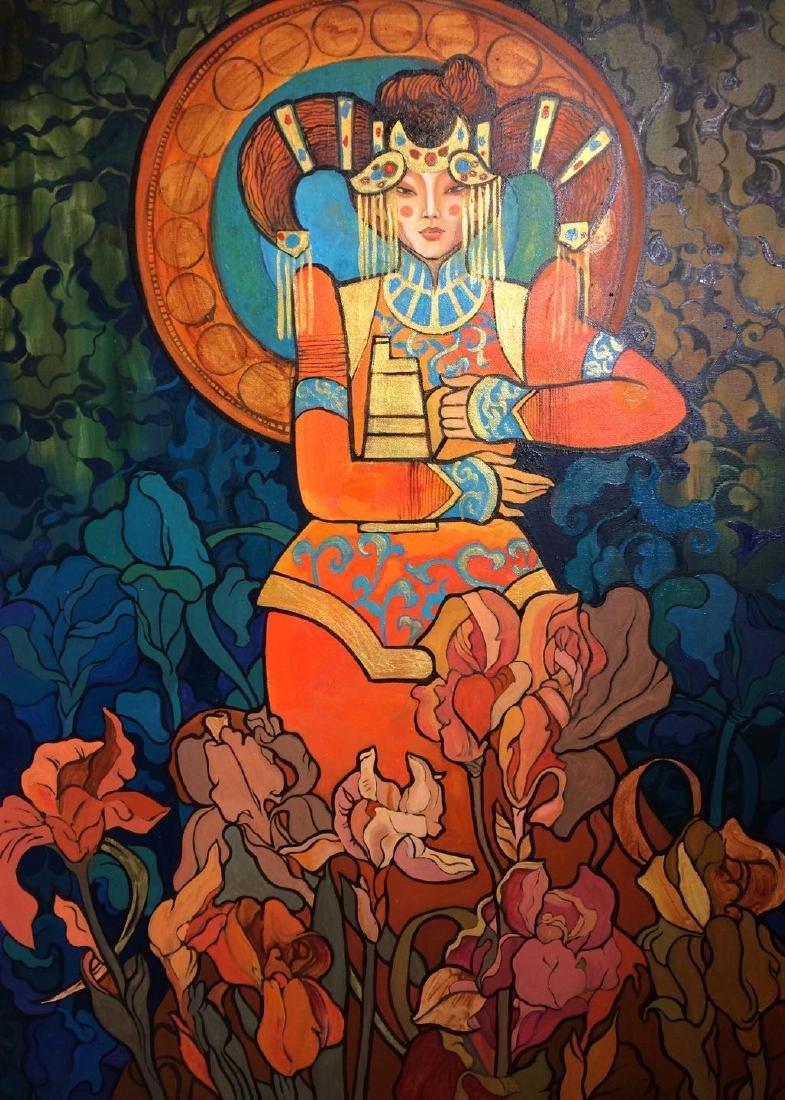 Shuren - Mongolian Lady