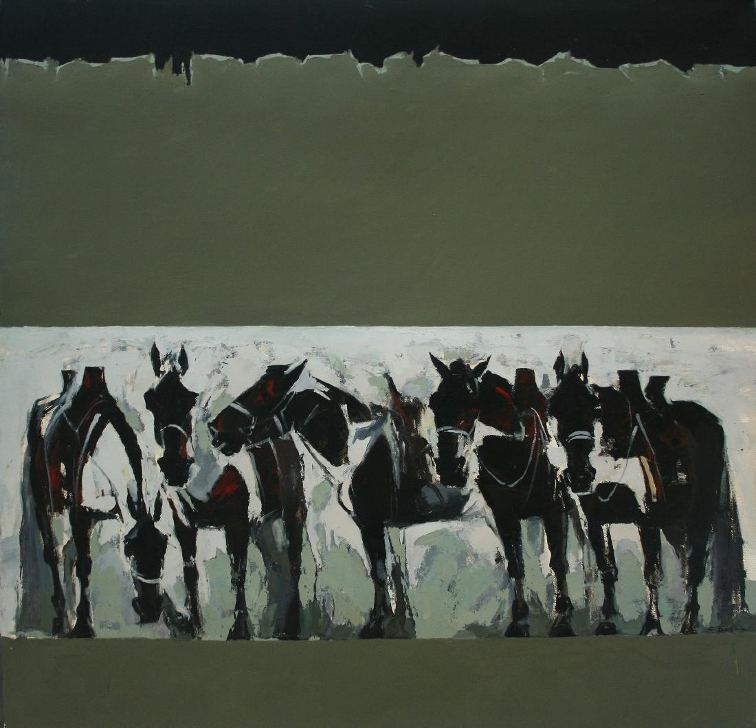 Bazaa - Khans' Horses