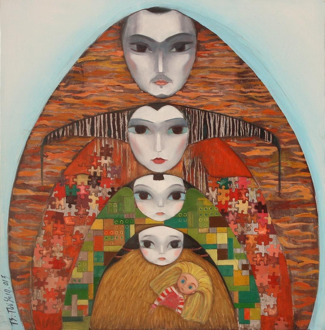 Tuvshoo - Family