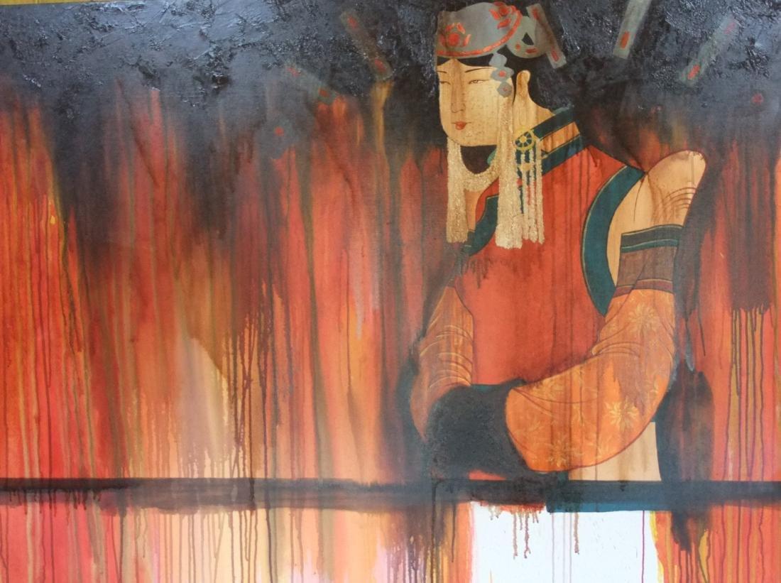 Naigaa - Mongolian Lady